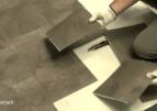 Instalar un suelo de losetas de vinilo