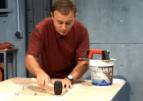 Cambiar una baldosa cerámica rota