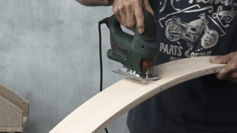 vitrina miniaturas _ calar madera