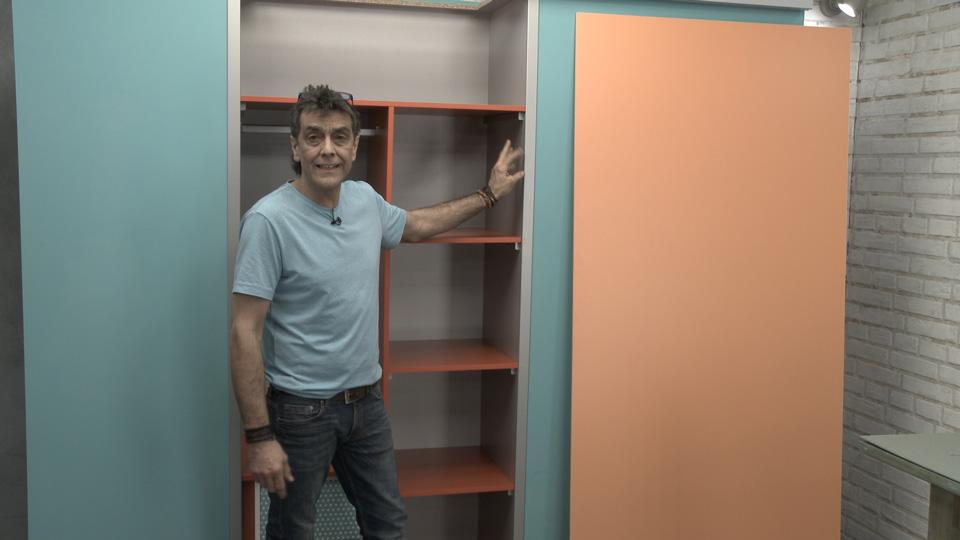 Instalar una puerta corredera bricocrack - Como colocar puertas correderas ...