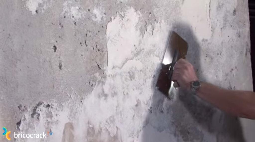 Manchas humedad pared best otros temas en el blog with for Como tapar la humedad de la pared
