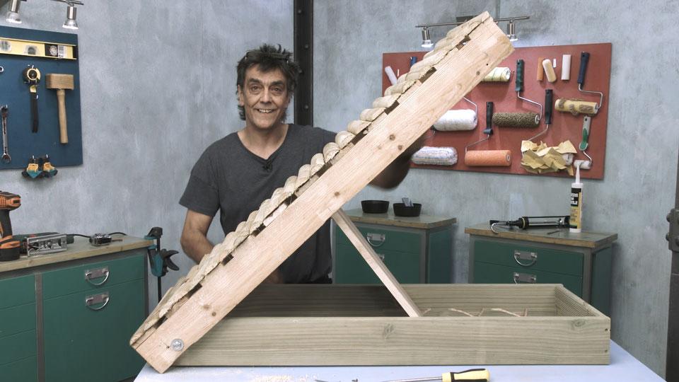 construir agility _ rampa construida
