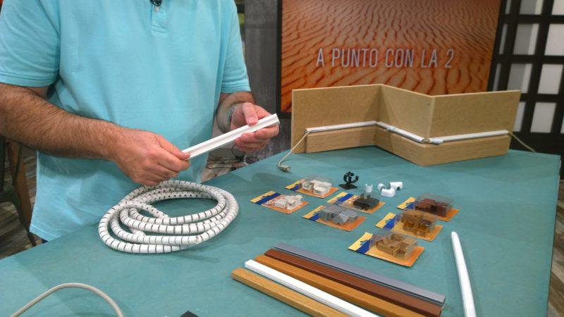canaletas ordenar cables _ flexibles