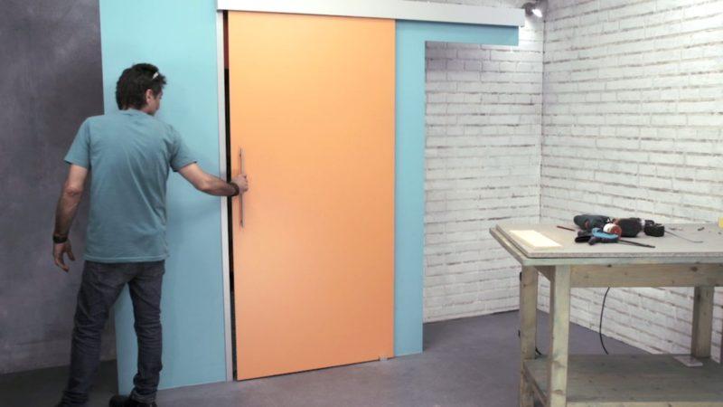 crear rincón trabajo _ puerta