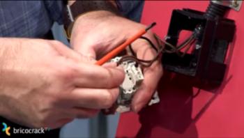 Instalar un interruptor doble _ extraer interruptor