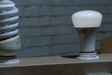 Los problemas de las bombillas LED y  de Bajo Consumo