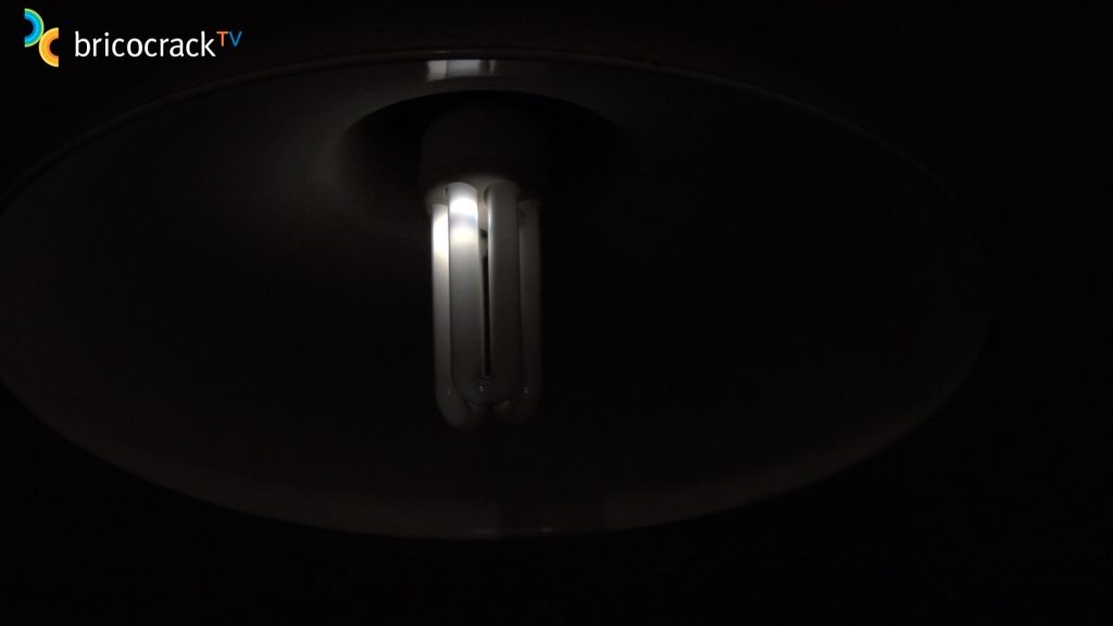 Problema de arranque de lampara