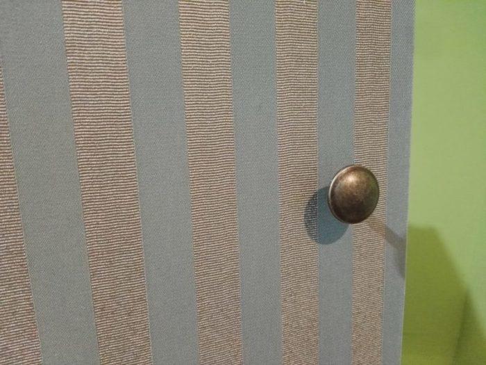 papel pintado sobre formica _ aplicar papel