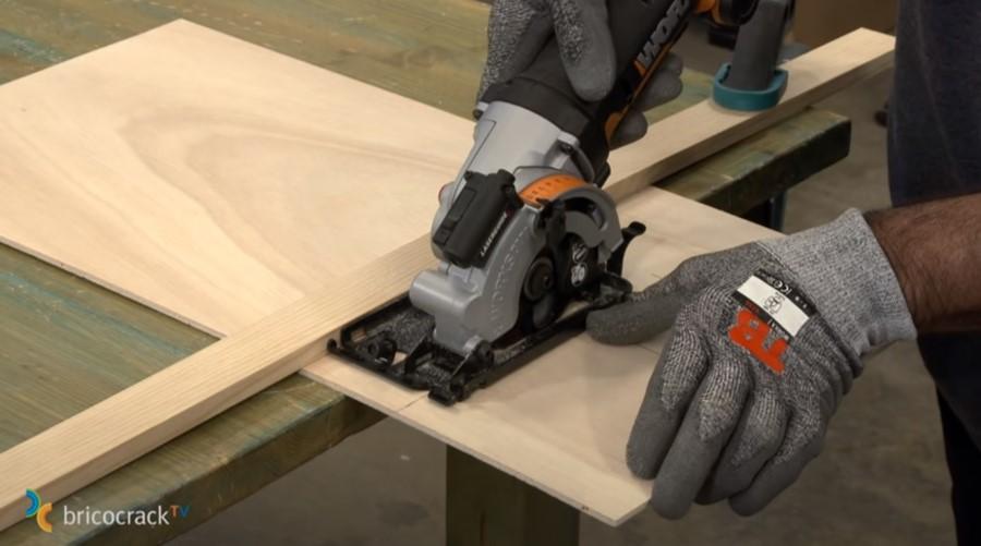 construir cajón secreto _ cortar tableros