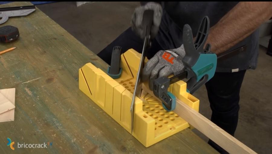 construir cajón secreto _ caja ingletes