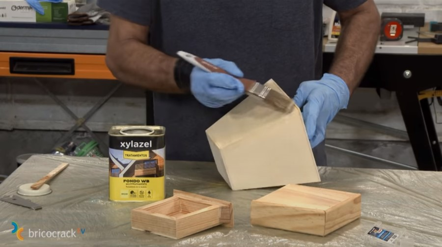 construir cajón secreto _ protector madera