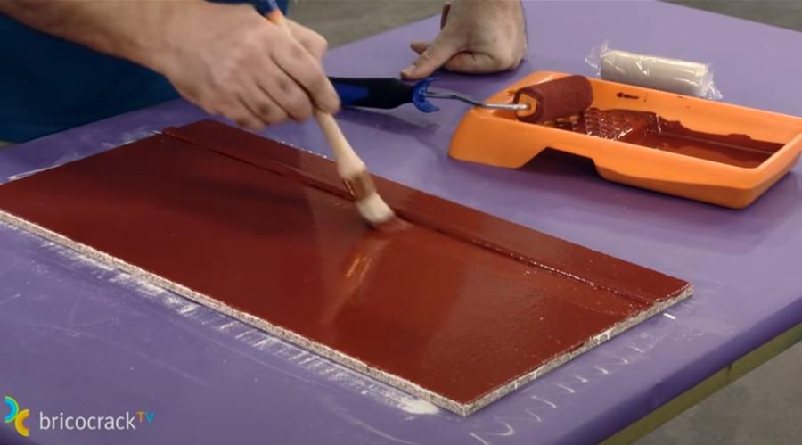 pintar muebles cocina _ esmalte laca