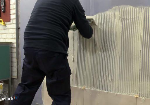 Adhesivos y morteros para baldosas rectificadas