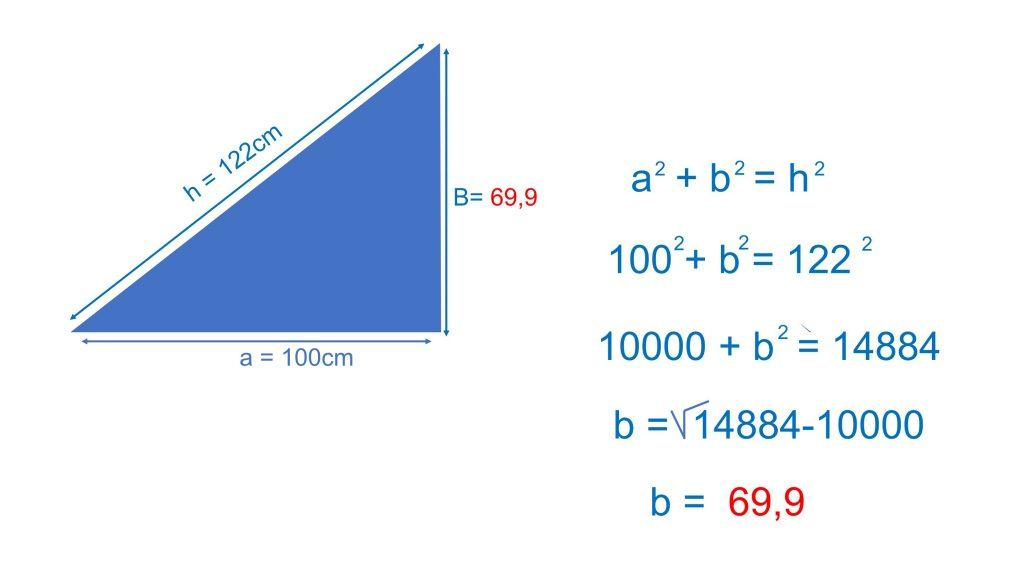 calcular ángulos construir _  calcular altura