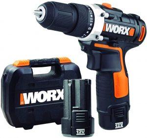 WORX WX128.3 Taladro Atornillador 12V 2Ah