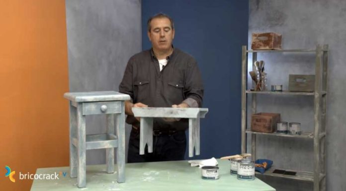 Pintar chalk paint interior y exterior