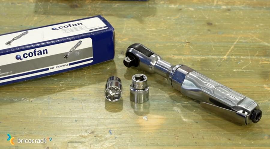 herramientas compresor 2 _ llave carraca