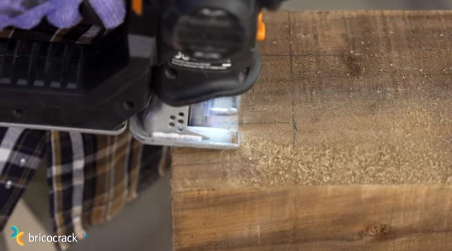 tornillos grandes estructuras _ cortar sierra sable