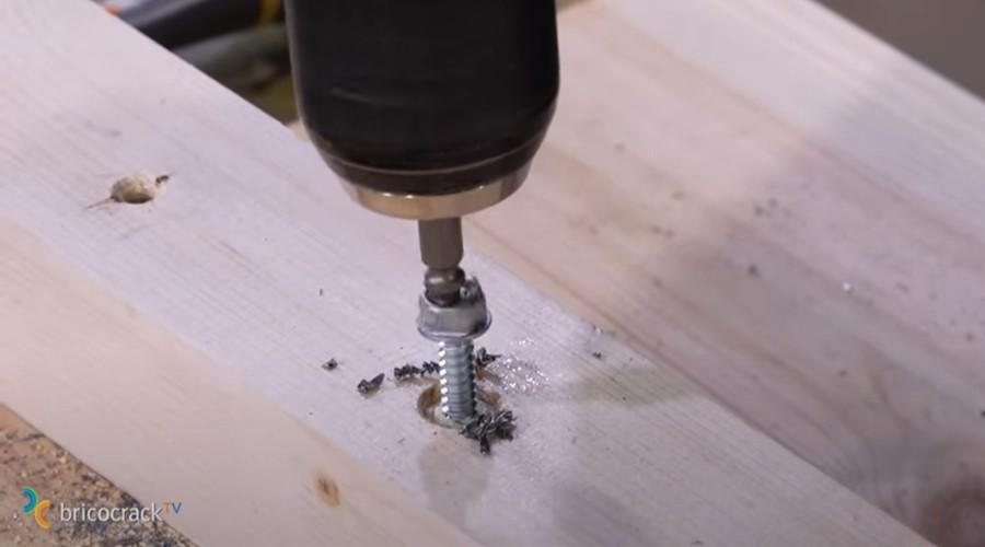 tornillos cabeza dañada _  usar extractor