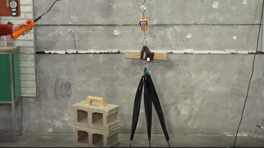 cargas pesadas _  probar resistencia 120 kg