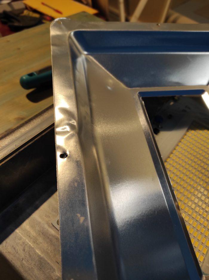 arreglar led _  montaje aluminio