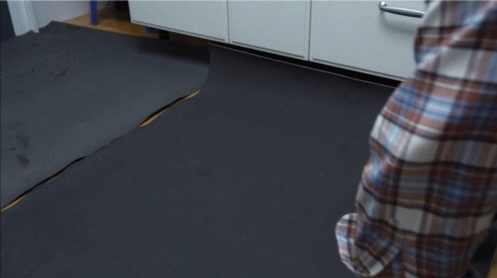 suelo vinilico cocinas base