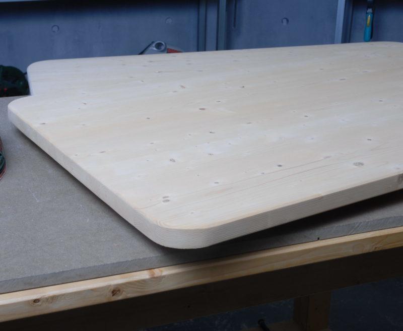 mesa baja _  tablero finalizado
