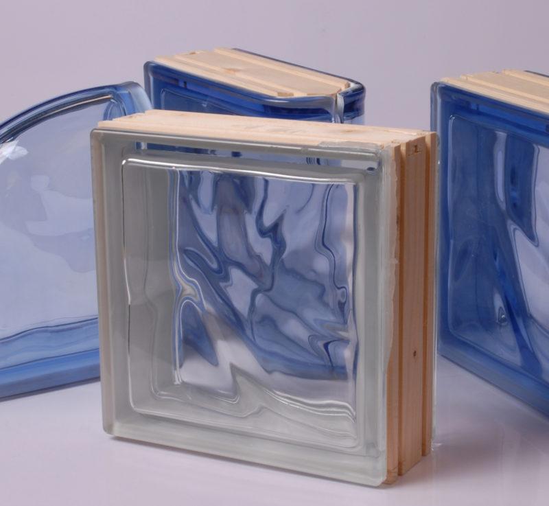 bloques de vidrio _ ejemplo