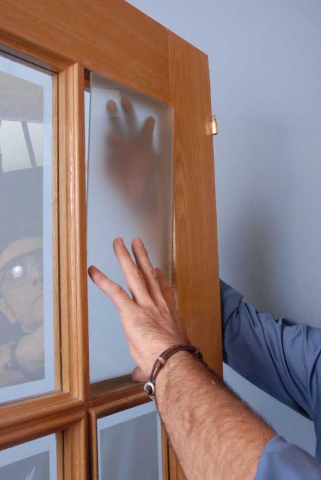 Sustituir un vidrio