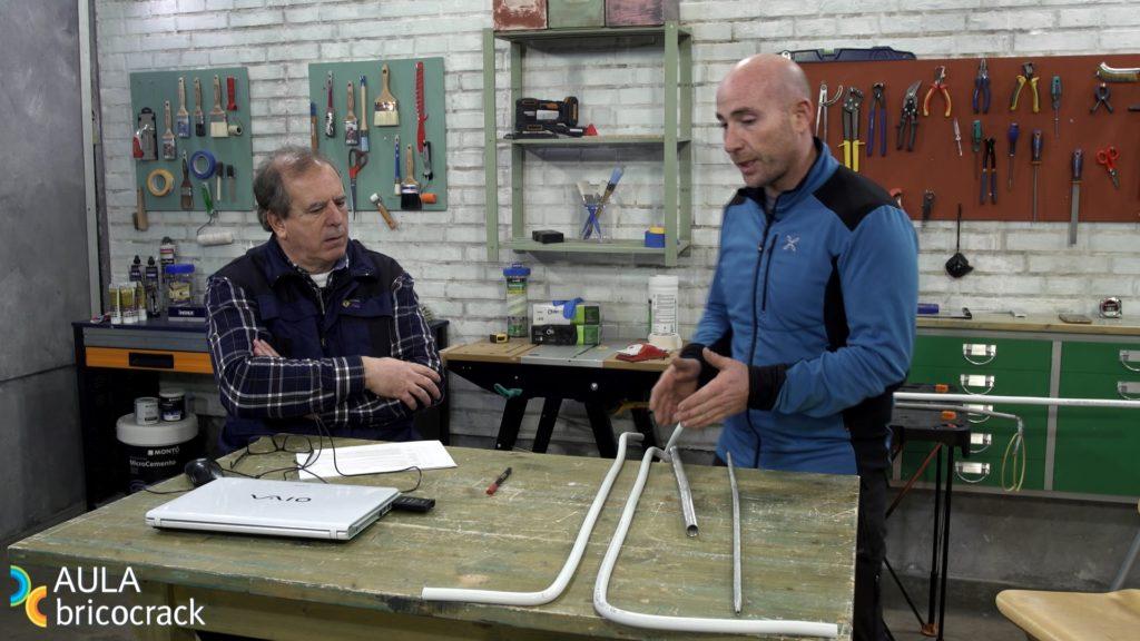 curso fontanería _ David y Juan