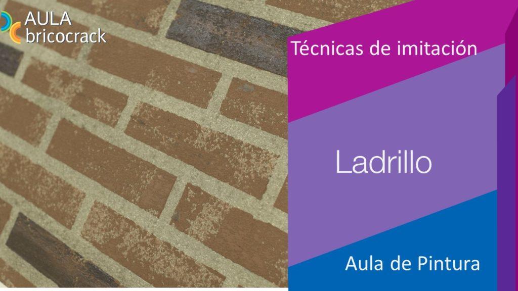 curso tècnica imitación ladrillo _ portada sesión 1
