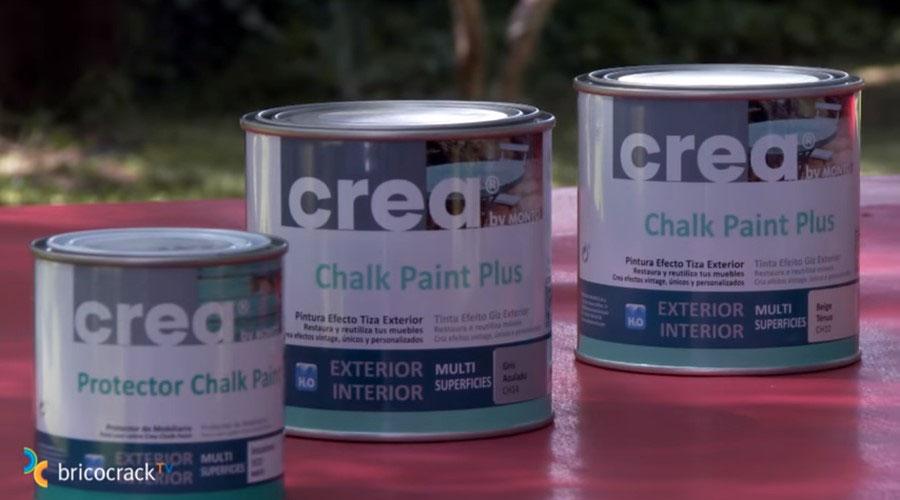 Botes de Pintura Chalk Paint